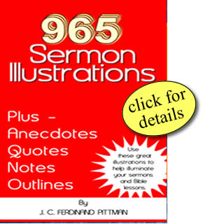 free sermon outlines with illustrations